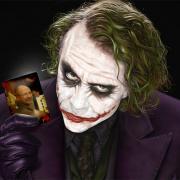 Marc ami du Joker....