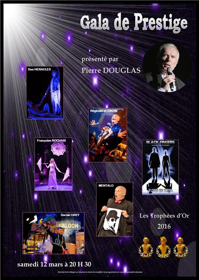 Affiche Gala de Prestige