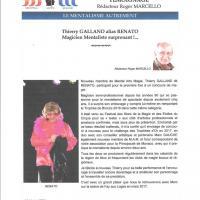 Article Mental Arts Magie 2016