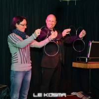 Les anneaux au Kosma