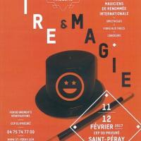 Festival rire&magie concours