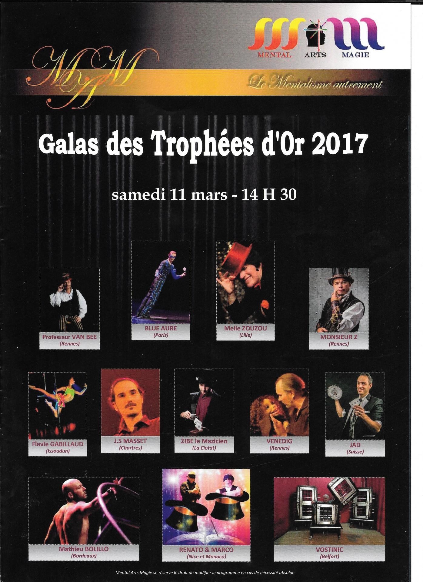 21 affiche fay 2017