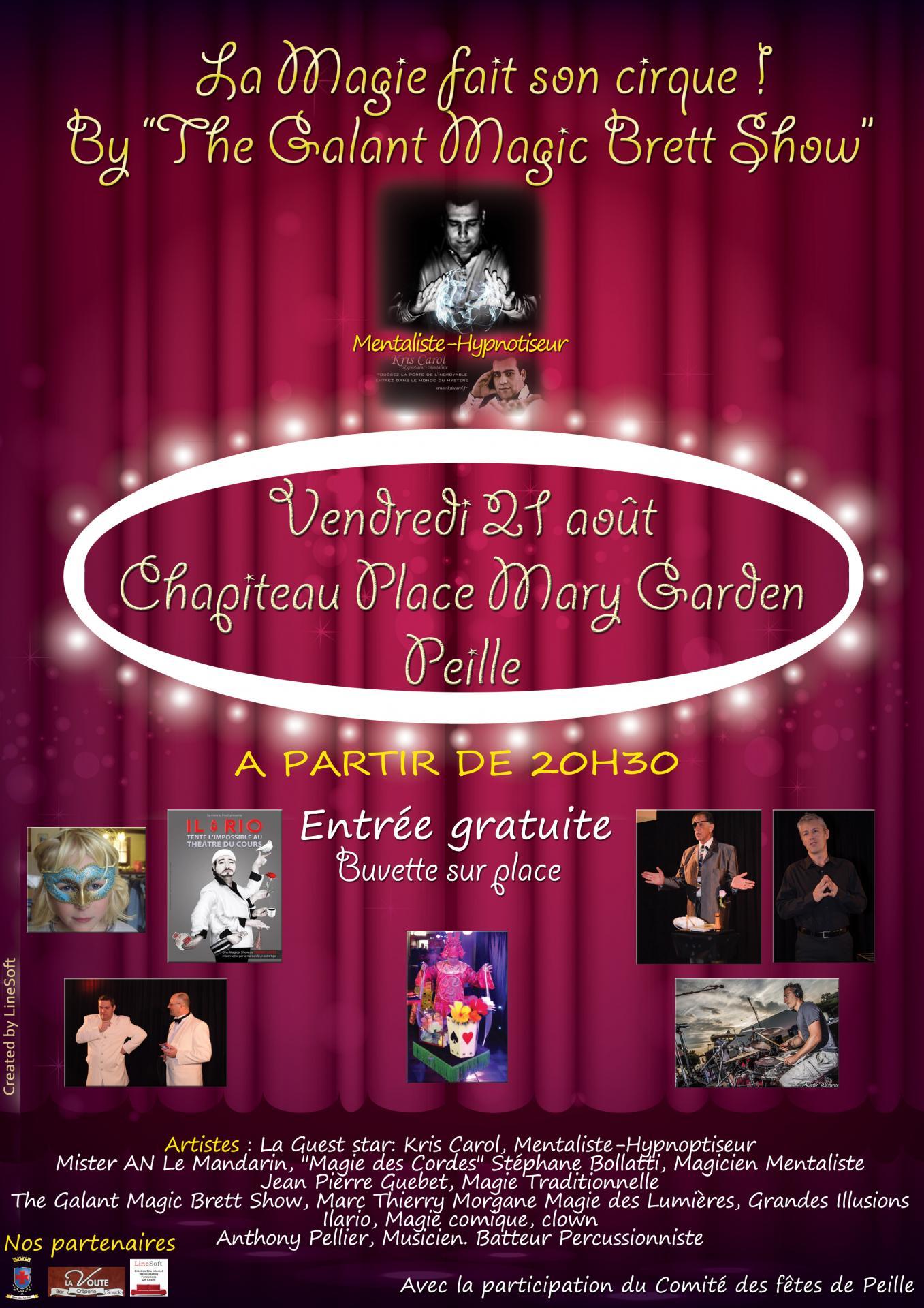 Affiche peille cirque 2015 imprimeur ii 1