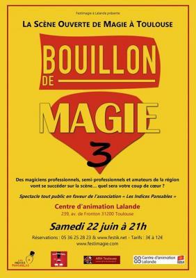 BOUILLON DE MAGIE 3