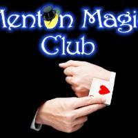 Logo menton magic club