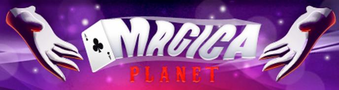 Logo magicaplanet